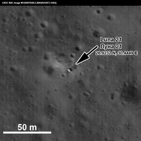 luna lunokhod 9 - photo #8