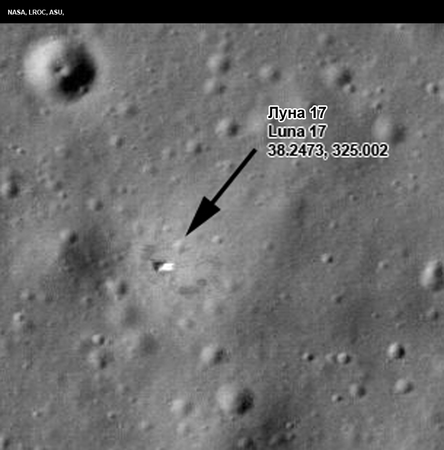 Lunokhod 1 (page 2) - Pics about space