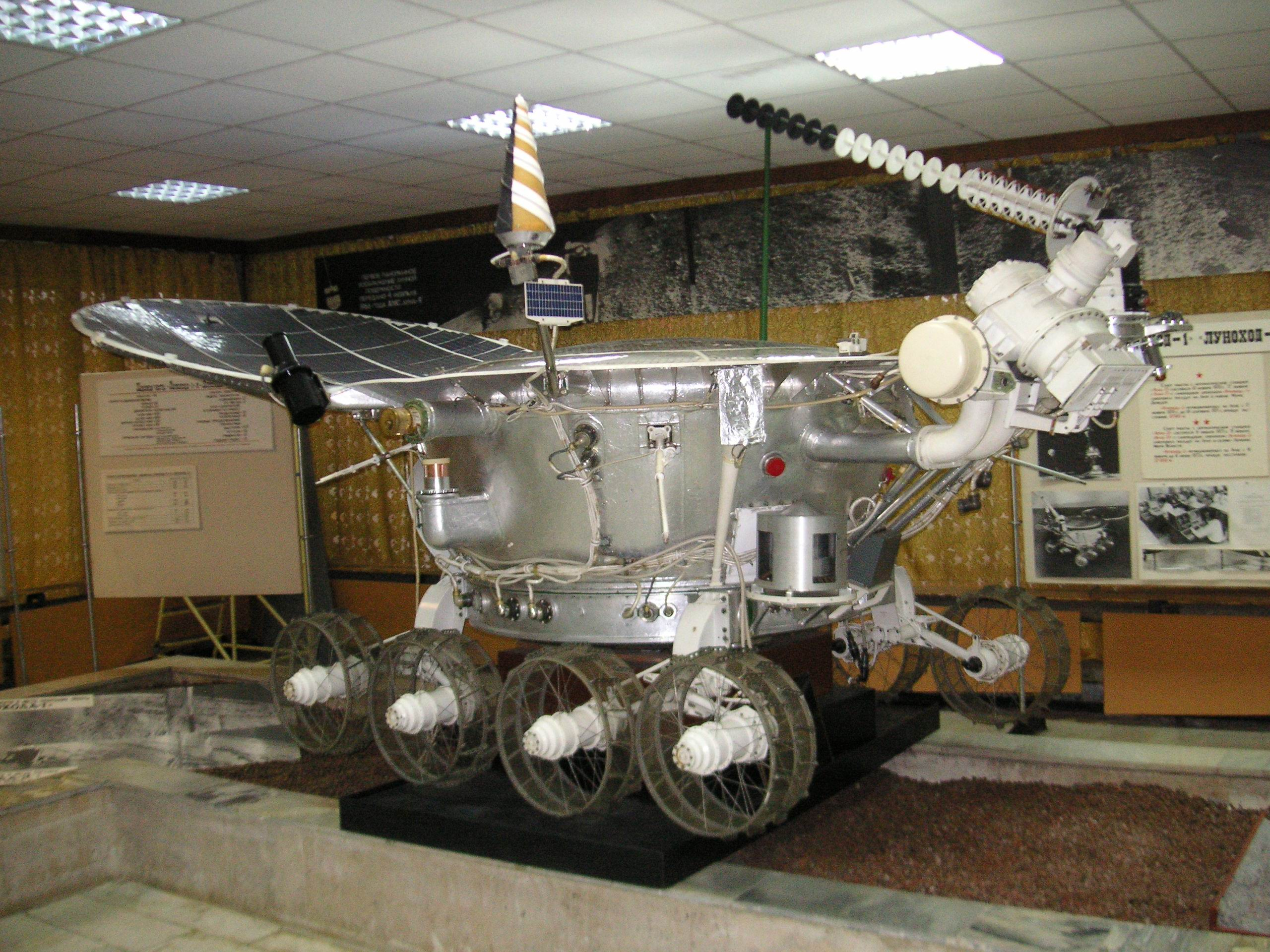 Lunokhod 1 Rover (page 2) - Pics about space